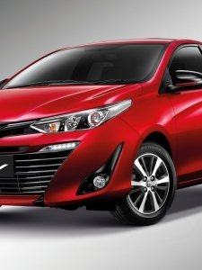 Toyota Yaris ATIV S+ หรูสุดเท่สุดซาลูนเล็กเพื่อคนเมืองเพียง 639,000 บาท