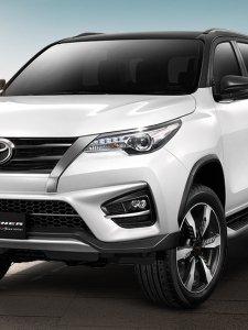 New Toyota Fortuner TRD Sportivo ยนตรกรรมเหนือระดับ อีกครั้ง กับคำตอบที่ใช่ ฯ