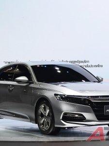 โชว์ดักคอ!! All New Honda Accord ซาลูนกลางเจนใหม่..พร้อมขายไทยต้นปีหน้า