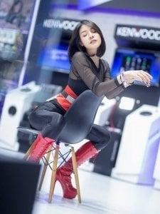 (รูปภาพ เซ็กซี่ 18+) - GieKao Concept : Lock Me Plz