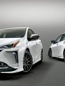 Toyota Prius ใหม่ล่าสุด เสริมความสปอร์ตโดย TRD