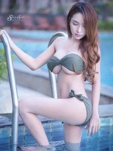 (รูปภาพ เซ็กซี่ 18+) - Thanyalak Phantan