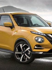หล่อแบบนี้รับได้ไหม!! ว่าที่ Nissan Juke เจ้าชายกบจอมลุยรุ่นใหม่หมด