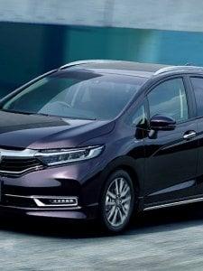 Honda Shuttle Facelift หล่อใหม่อเนกประสงค์เครือญาติ Jazz เปิดตัวแล้ว