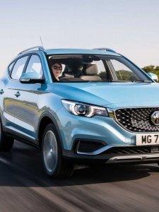 รถไฟฟ้า MG ZS EV ยอดจองทะลุ 1,000 คันแรก ใน 2 สัปดาห์ ...