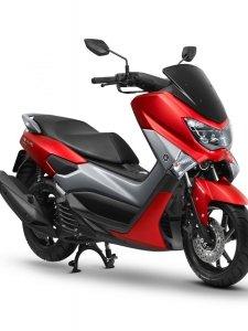 YAMAHA NMAX 155cc สีใหม่ นิยามความหรูหรา ที่ร้อนแรงสไตล์ MAX SERIES เริ่ม 81,000
