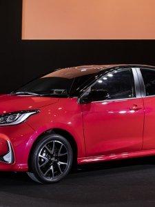 All New Toyota Yaris ใหม่หมด…เก๋งเล็กเพื่อคนเมืองชาวยุ่น
