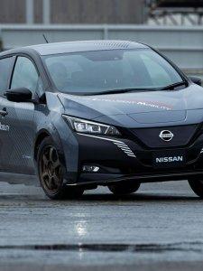 Nissan อวดเทคโนโลยีใหม่ ทั้งมอเตอร์คู่ e-4orce และวัสดุกันเสียงแบบใหม่ ในงาน CES