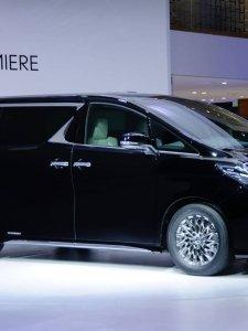 เจาะรถเด่น!! Lexus LM Luxury Van ขั้นเทพ เผยไทย 16 มีนาคมนี้