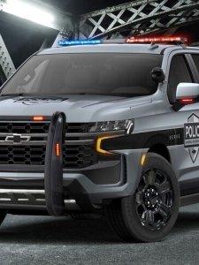 น่าเกรงขาม..เผยภาพรถตำรวจใหม่ Chevrolet Tahoe Police Pursuit Vehicle ในแดนลุงแซม