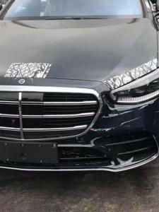 จับได้คาตา!! All New Mercedes-Benz S-Class เจนใหม่..อัครเก๋งหรูจากเยอรมัน