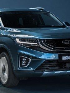 โชว์ตัวในวีดีโอกับรถใหม่ Geely Haoyue VX11 แบบ 7 ที่นั่ง แดนมังกร