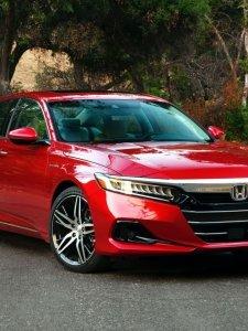 2021 Honda Accord Facelift ปรับหล่อเสริมหรู เก๋งสปอร์ตขวัญใจมหาชน