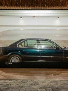 เปิดประมูลออนไลน์ BMW E38 BMW 7-Series อายุกว่า 23 ปี วิ่งเพียง 255 กิโลเมตร