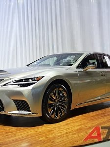 All New Lexus LS อัครยานยนต์หรูระดับพรีเมี่ยม….คู่ควรผู้นำยุคใหม่ เริ่ม 11.5 ล.