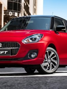 เจาะรถเด่น!! 2021 Suzuki Swift Facelift หล่อใหม่ เก๋งท้ายตัดขวัญใจคนเมือง