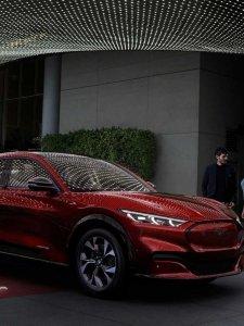 รถไฟฟ้า Ford Mustang กวาดยอดรถใหม่เดือน ก.พ. กว่า 3,700 คัน ในสหรัฐฯ