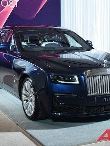 All New Rolls Royce Ghost รถหรูเมืองผู้ดี ถึงเมืองไทยแล้ว เริ่ม 32.7 ล้านบาท