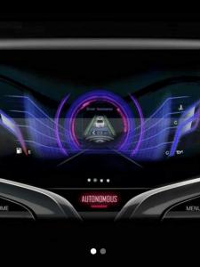GM เปิดภาพพวงมาลัยรถยุคใหม่ ย้ายหน้าจอมาไว้บนพวงมาลัยซะเลย